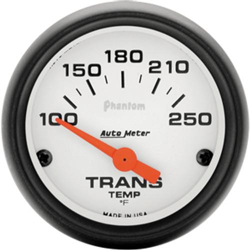 Autometer Phantom Trans Temp, 100-250`F Elec, 2In.