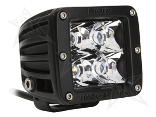 Rigid Lights  2X2 Dually LED Light Spot Single