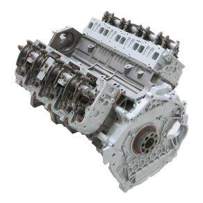 DFC Remanufacted 07 5-10 Duramax 6 6 LMM Long Block Engine