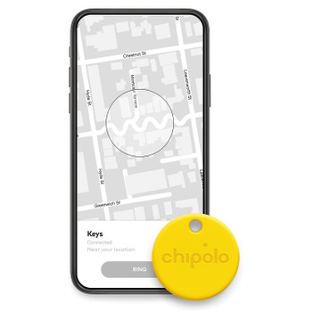 Chipolo One (Item Finder - Yellow)
