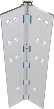 """ABH CONCEALED GEARED FULL MORTISE CONTINUOUS HINGE A110LL-120C 120"""""""