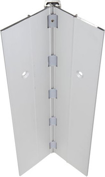 """ABH CONCEALED GEARED FULL MORTISE CONTINUOUS HINGE A110WTHD-120C 120"""""""