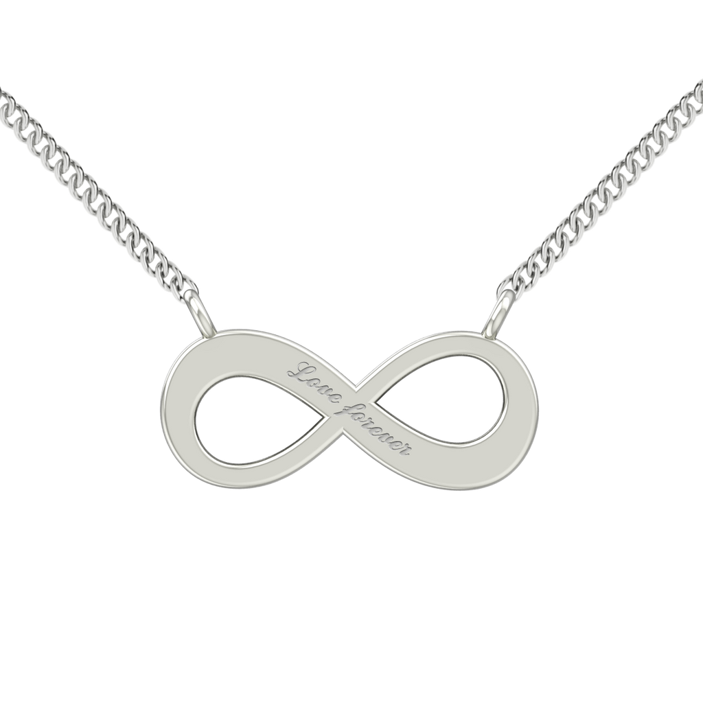 stylerocks-infinity-necklace-9ct-white-gold-engraved