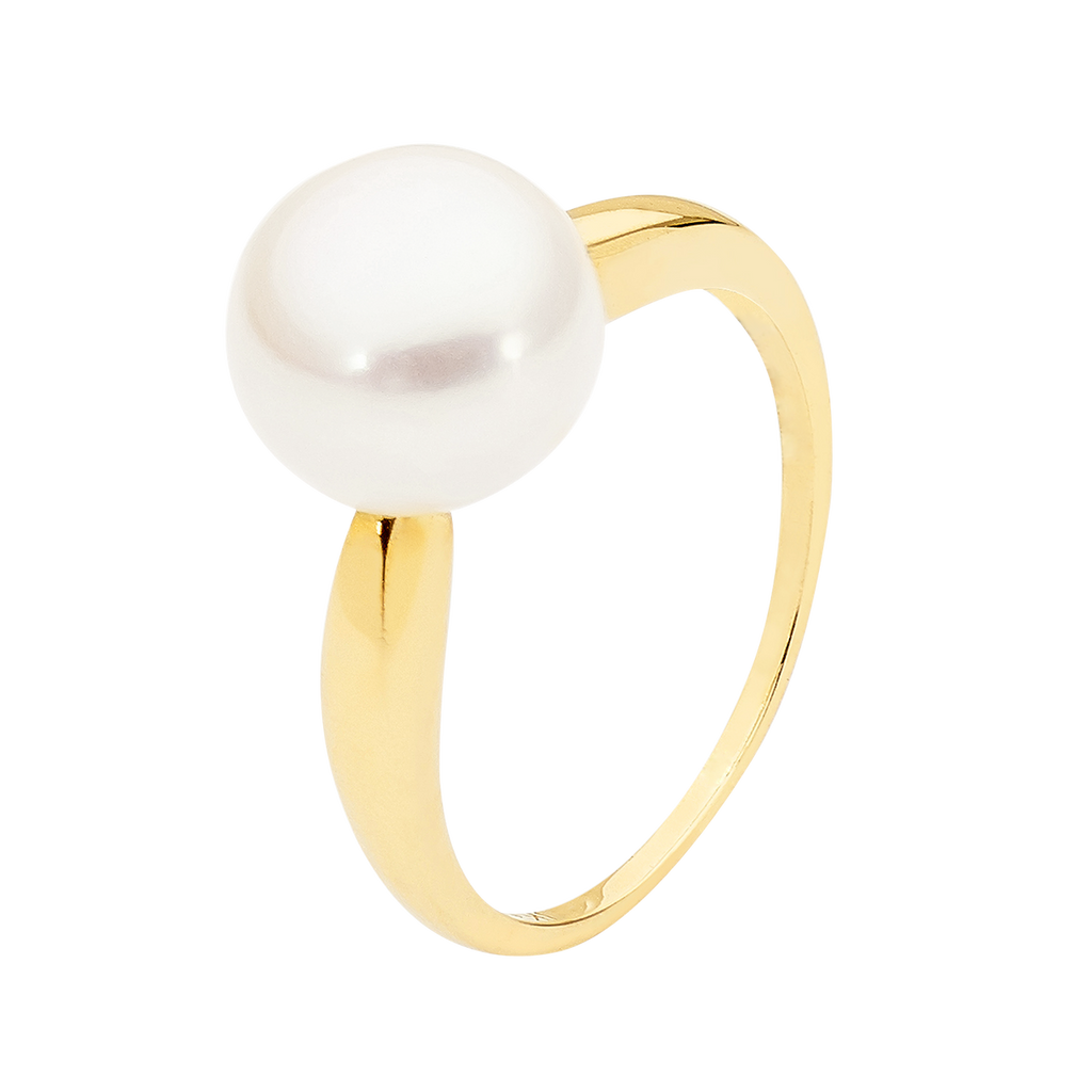 stylerocks-white-button-pearl-ring-9ct-yellow-gold
