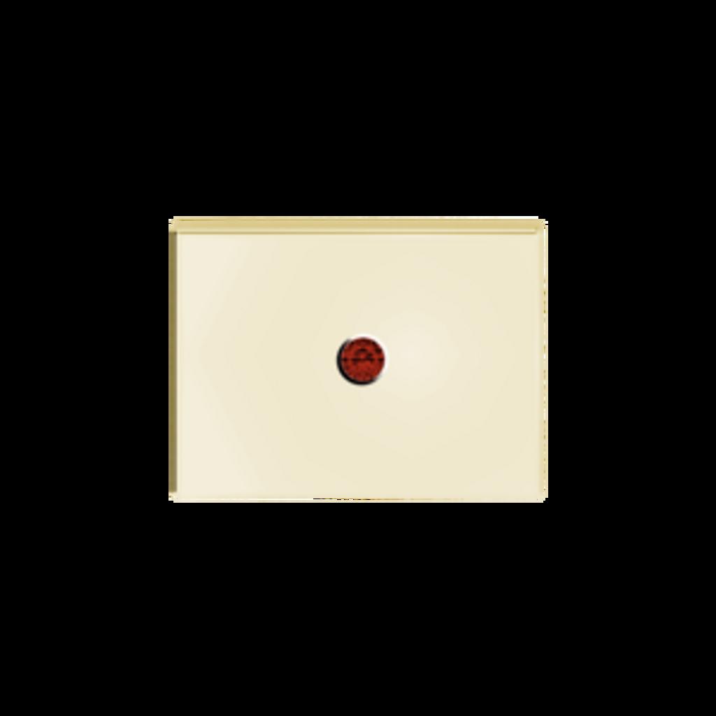 rectangular-goldplate-cufflinks-january-garnet-birthstone-front