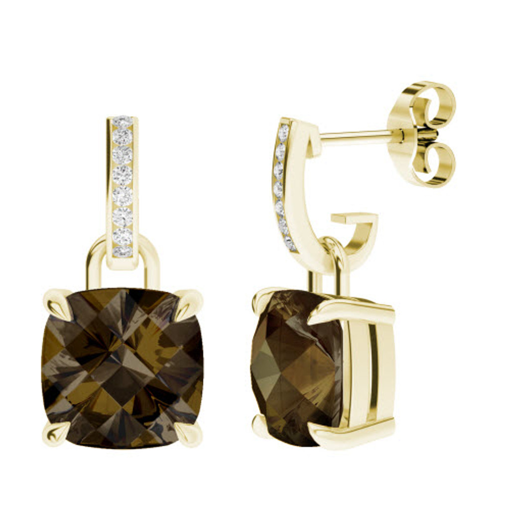 stylerocks-smoky-quartz-yellow-gold-and-diamond-drop-earrings