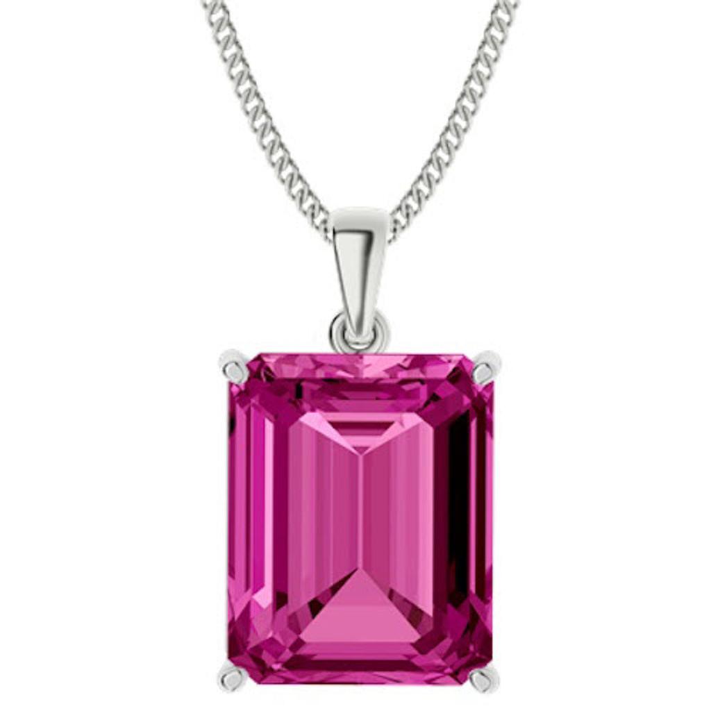 stylerocks-emerald-cut-pink-sapphire-10mm-sterling-silver-necklace