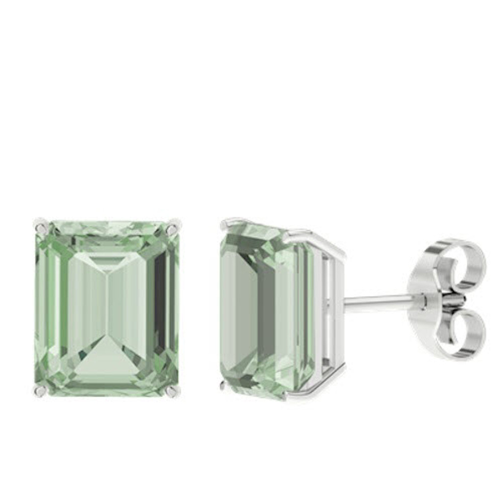 stylerocks-green-amethyst-10mm-emerald-cut-sterling-silver-stud-earrings