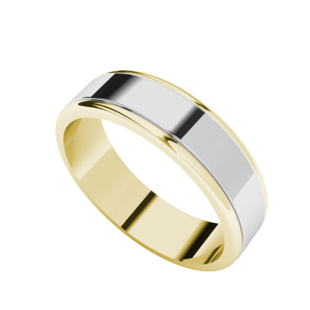 stylerocks-two-tone-mens-white-gold-with-yellow-gold-wedding-ring