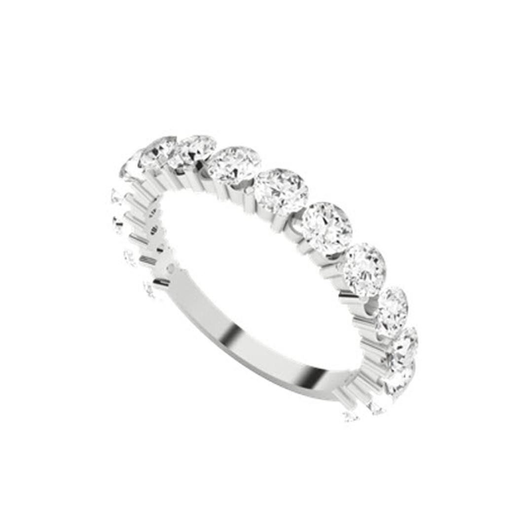 stylerocks-full-round-brilliant-cut-diamond-white-gold-wedding-ring-on-hand