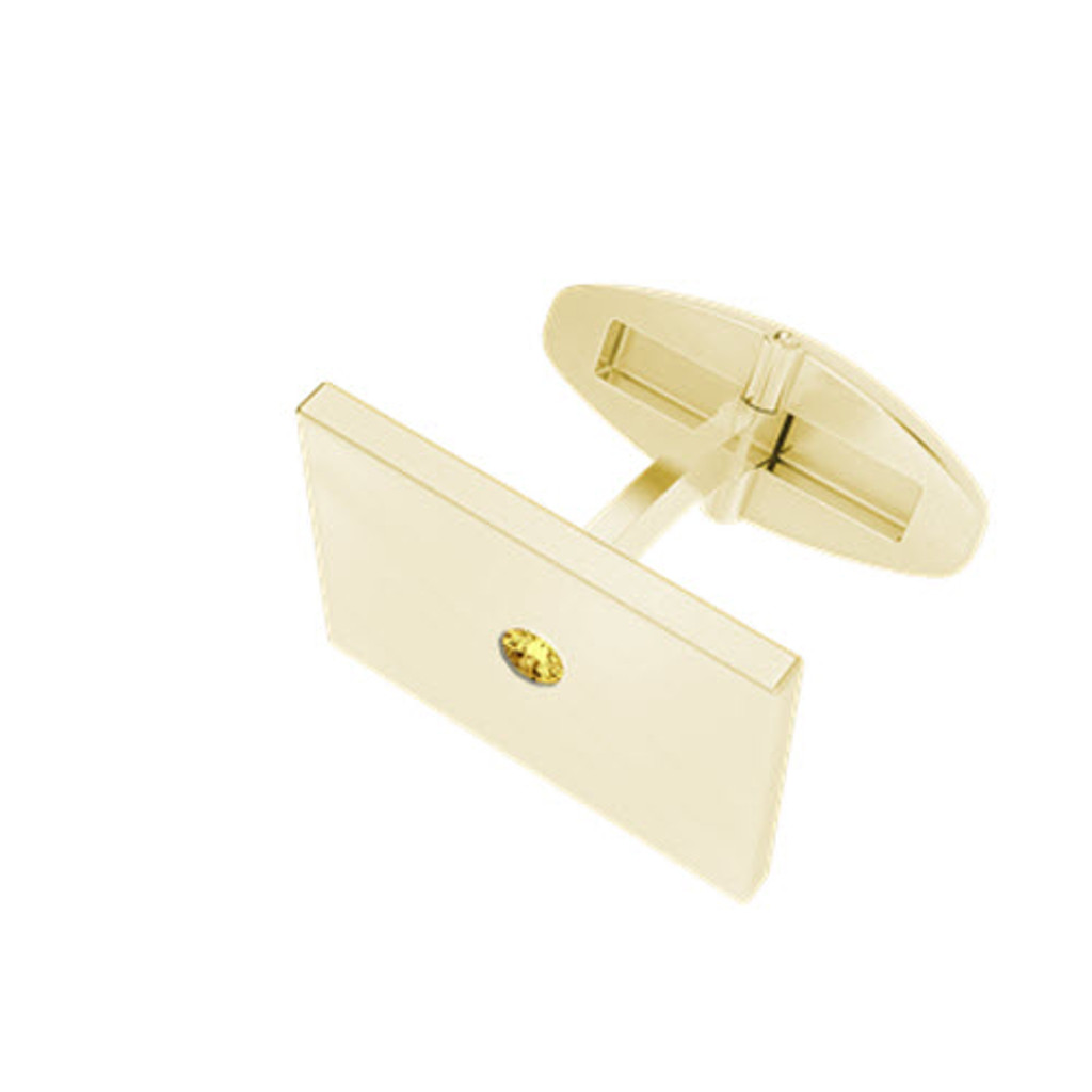 stylerocks-yellow-gold-citrine-rectangular-cufflinks