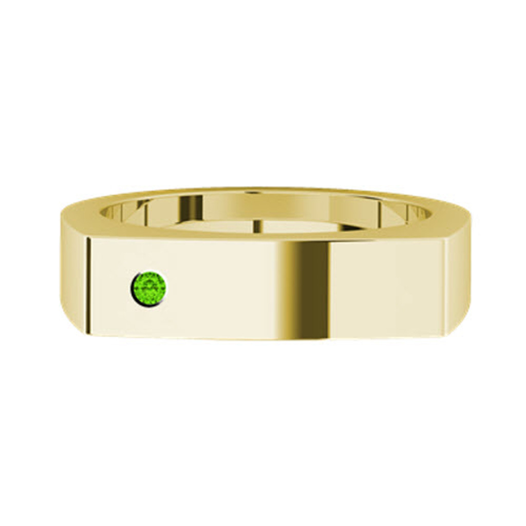 stylerocks-yellow-gold-peridot-rectangular-signet-ring-top