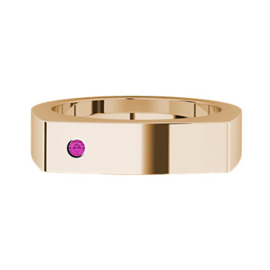 stylerocks-rose-gold-pink-tourmaline-rectangular-signet-ring-top