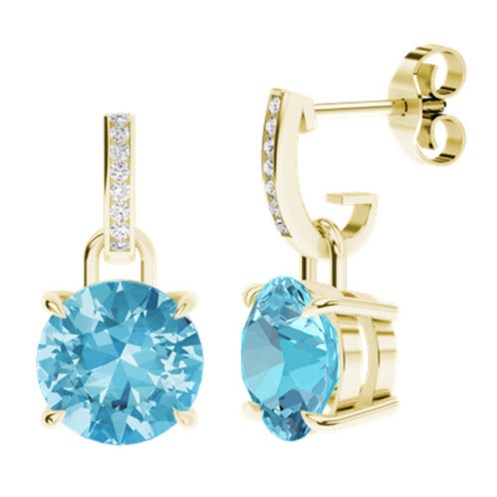 stylerocks-round-brilliant-cut-blue-topaz-yellow-gold-and-diamond-drop-earrings