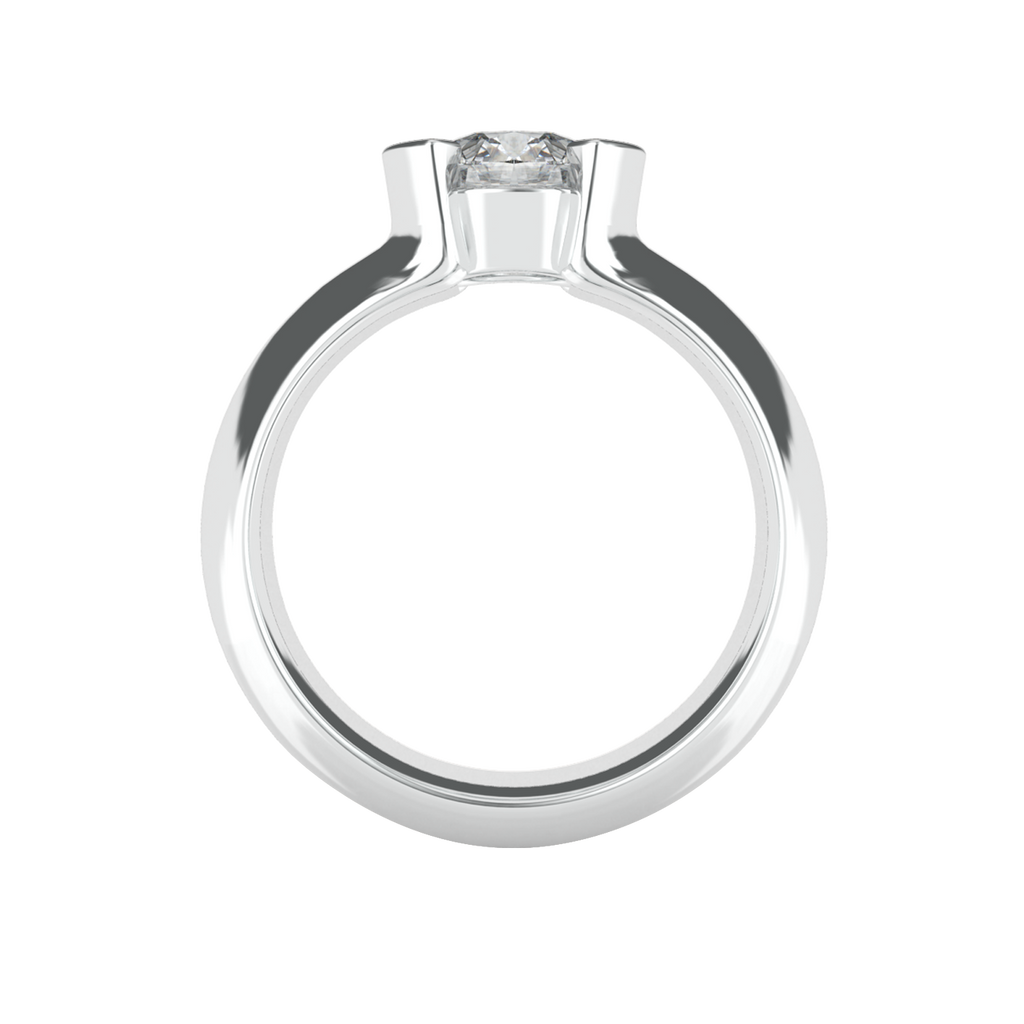 brilliant-cut-1ct-diamond-semi-bezel-set-18carat-white-gold-engagement-ring-stylerocks