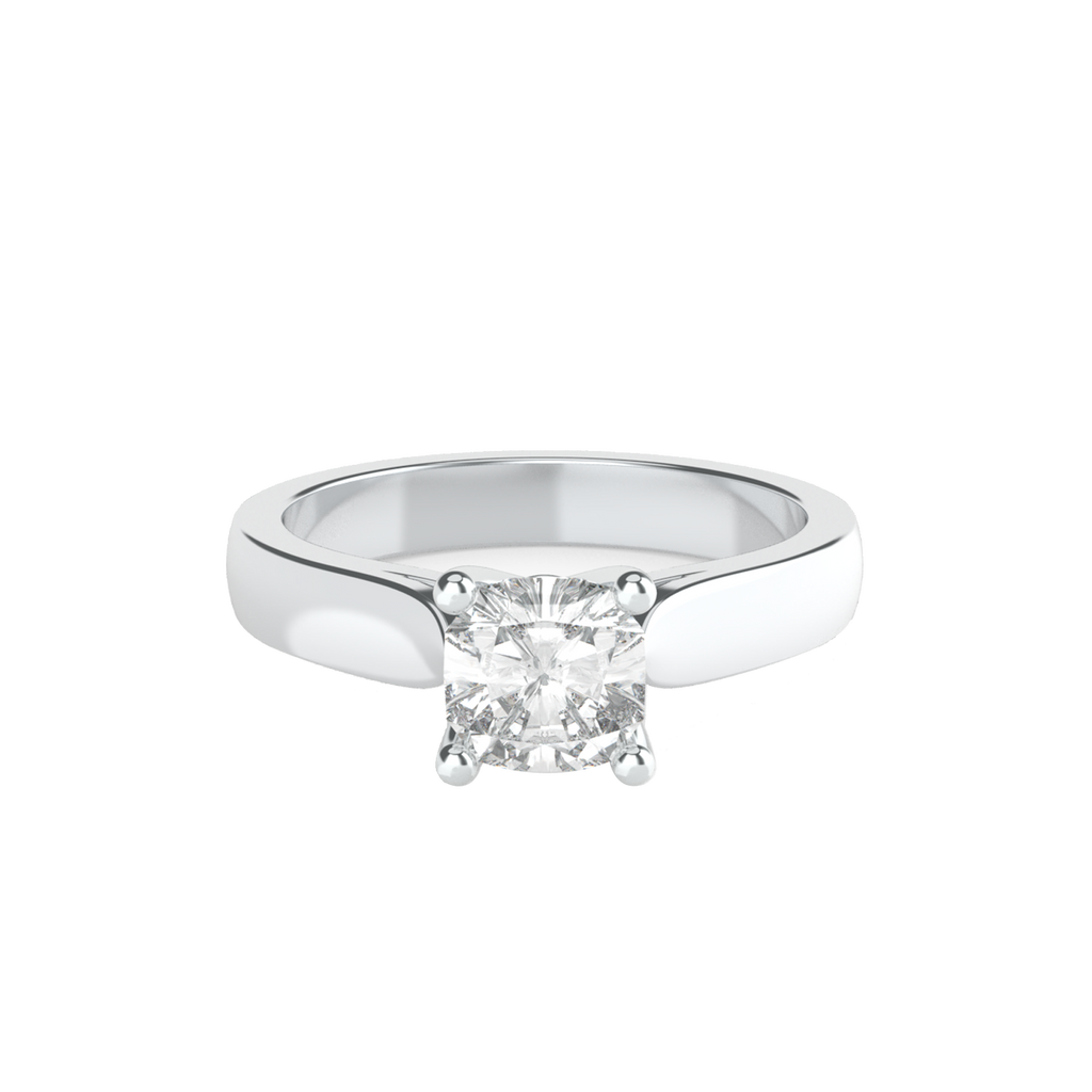 cushion-cut-1carat-diamond-four-claw-18carat-white-gold-engagement-ring-stylerocks-sevilla
