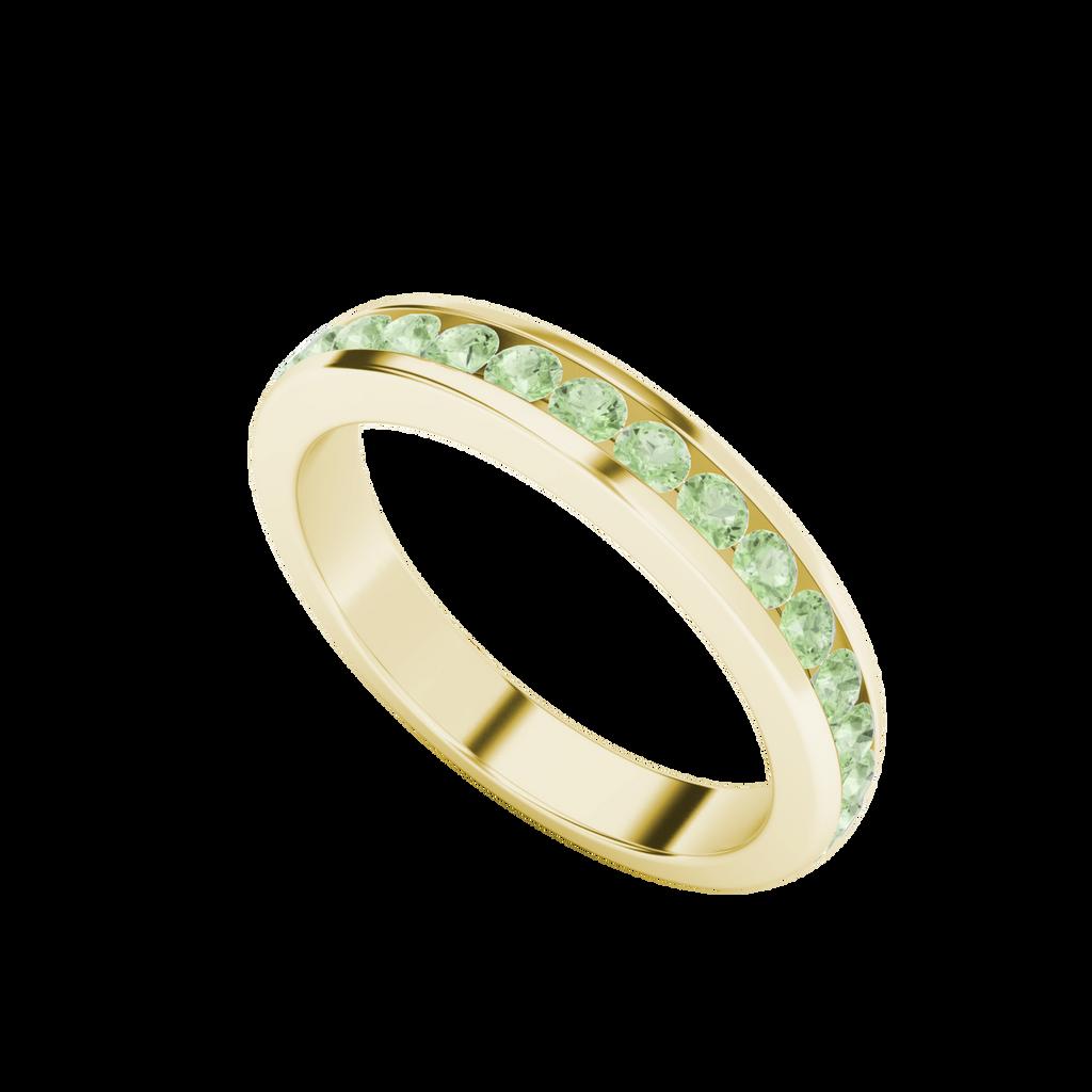 stylerocks-round-brilliant-cut-green-sapphire-9-carat-yellow-gold-channel-ring