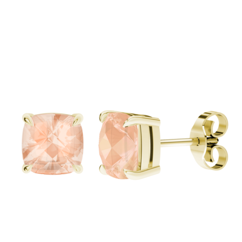 stylerocks-cushion-checkerboard-8mm-morganite-9ct-yellow-gold-stud-earrings
