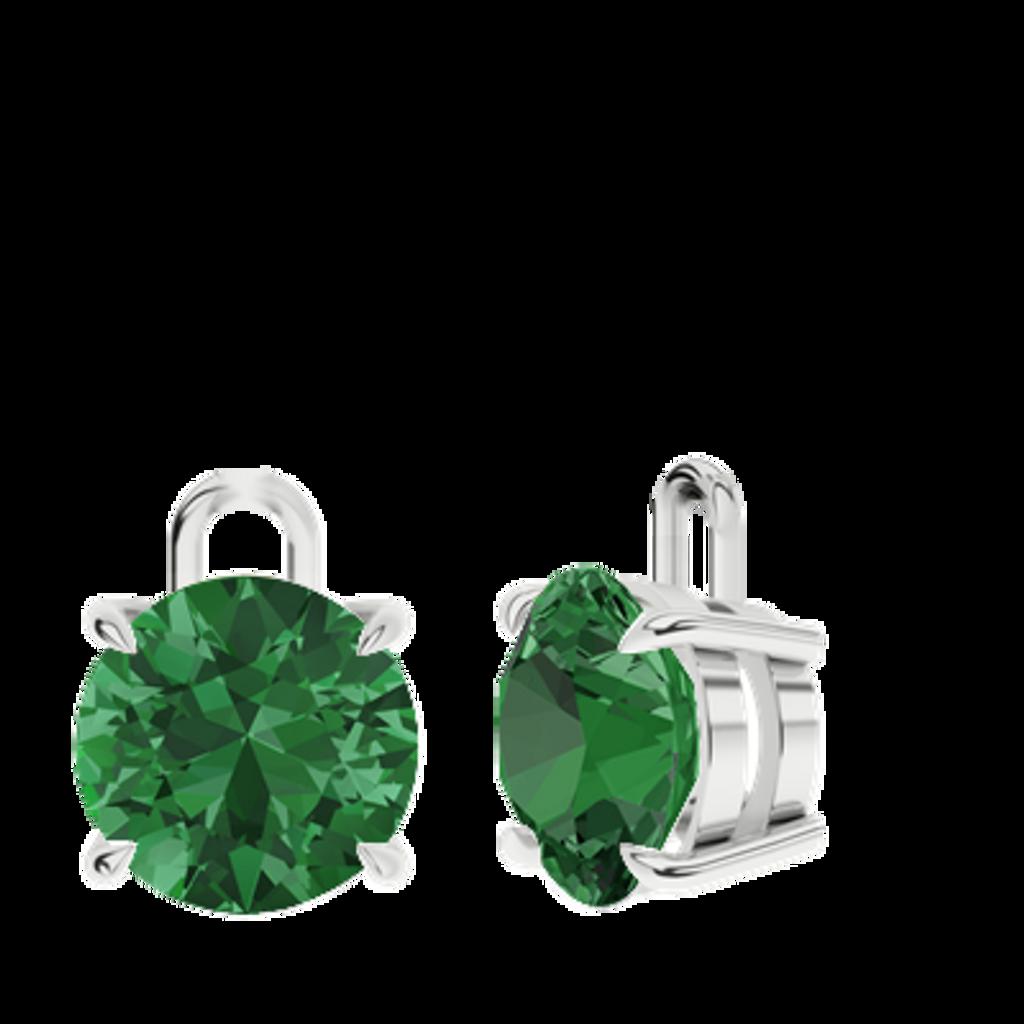 stylerocks-emerald-sterling-silver-10mm-round-brilliant-earrings-detachable-drops-only