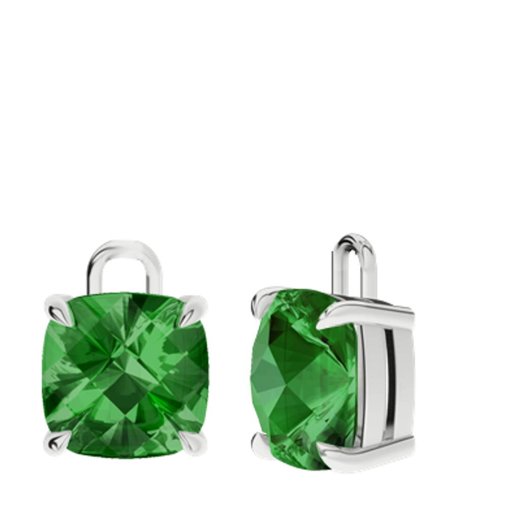 stylerocks-emerald-sterling-silver-10mm-checkerboard-earrings-drops-only