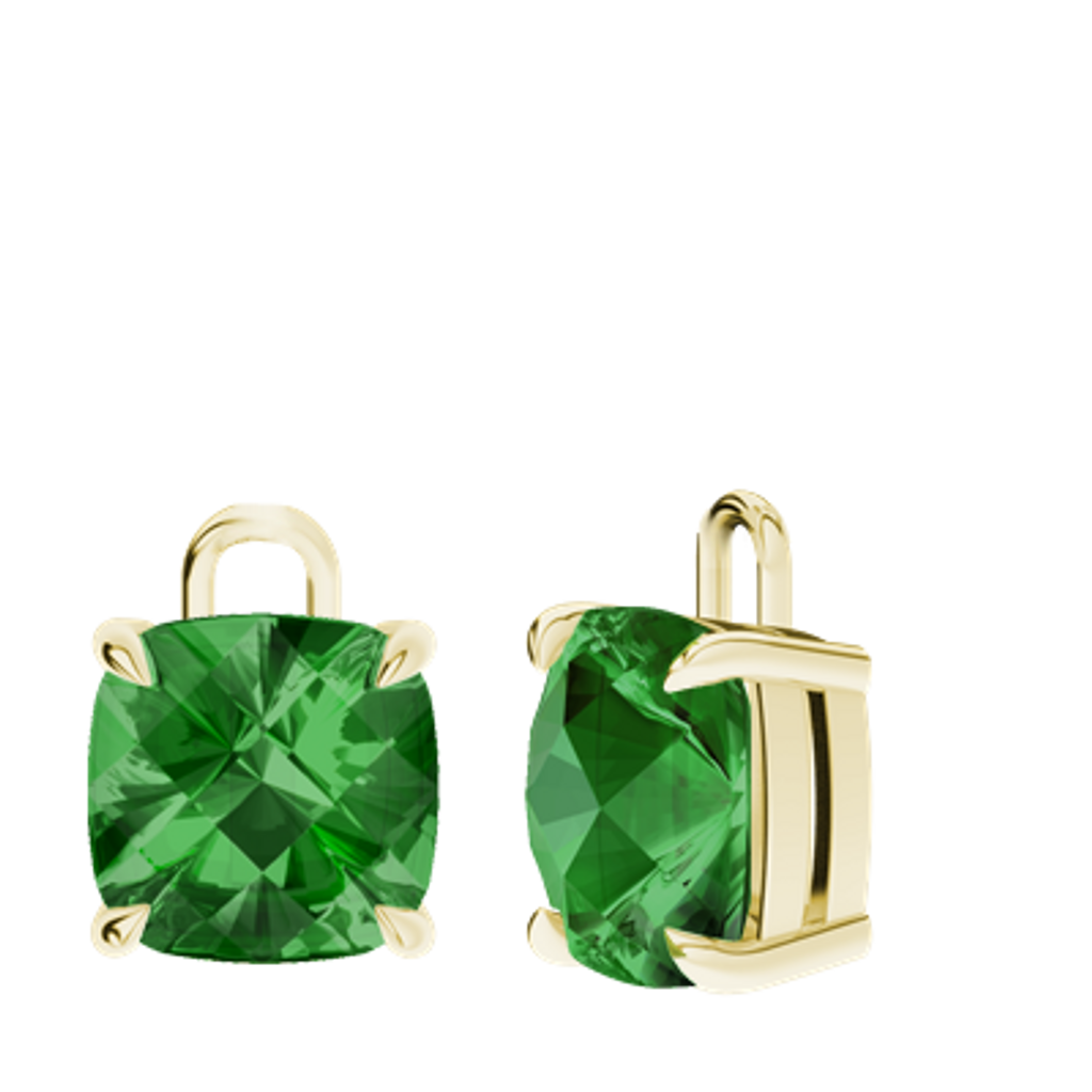 stylerocks-emerald-9ct-yellow-gold-checkerboard-earrings-detachable-drops-only