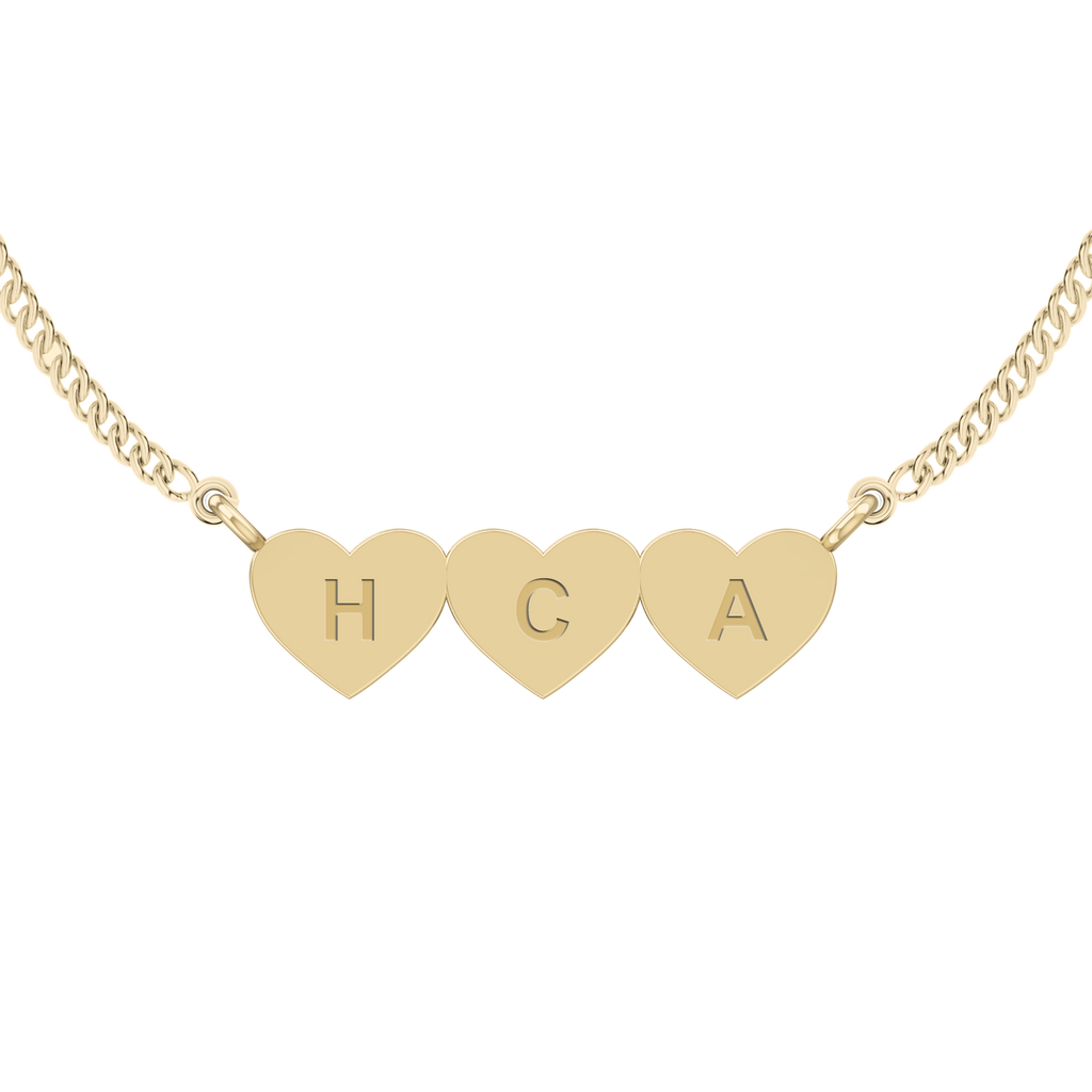 stylerocks-three-joined-hearts-necklace-gold-engraved-arial