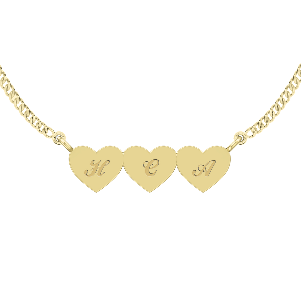 stylerocks-three-joined-hearts-necklace-gold-engraved-cursive