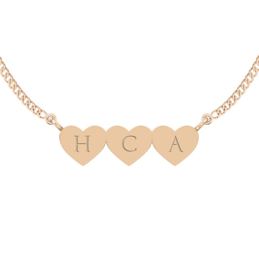 stylerocks-three-joined-hearts-necklace-9ct-rose-gold-engraved-latin