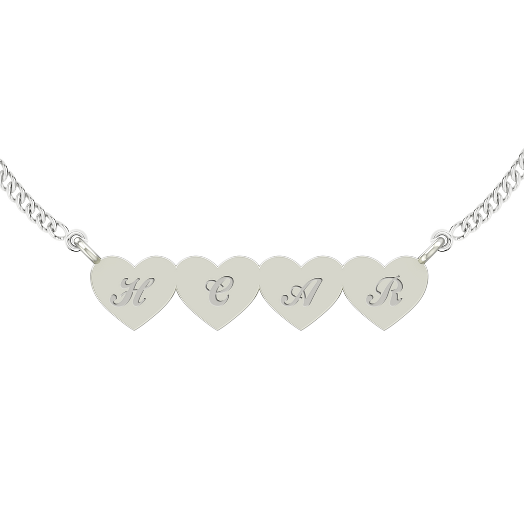 stylerocks-four-joined-hearts-necklace-sterling-silver-engraved-cursive