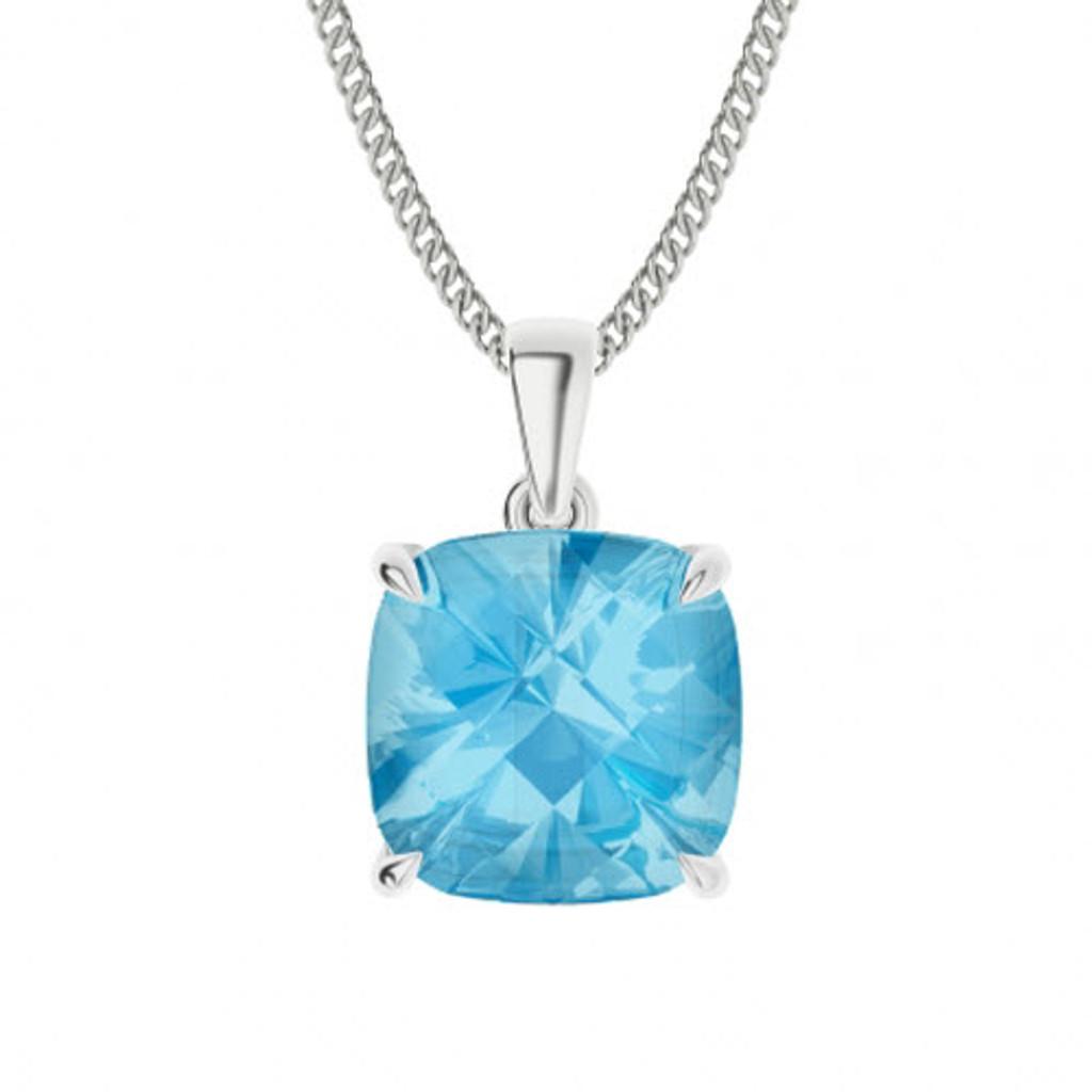 stylerocks-10mm-cushion-checkerboard-blue-topaz-sterling-silver-necklace