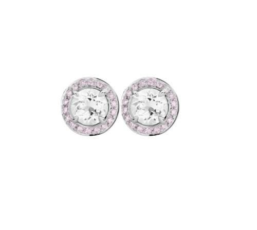 diamond-solitaire-stud-earrings-pink-diamond-halo-platinum