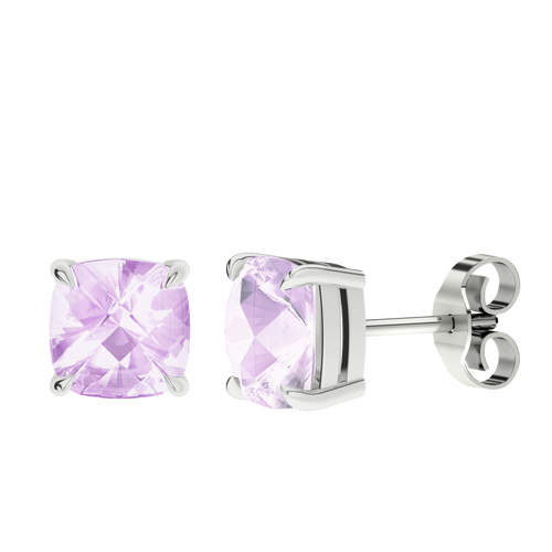 stylerocks-pink-amethyst-silver-checkerboard-stud-earrings