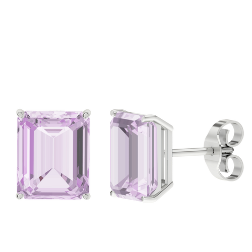 stylerocks-pink-amethyst-emerald-cut-sterling-silver-stud-earrings