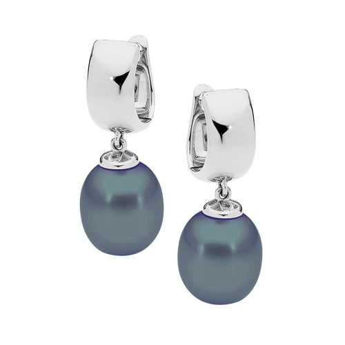 stylerocks-black-pearl-earrings-9ct-white-gold