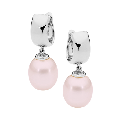 stylerocks-pink-pearl-earrings-9ct-white-gold