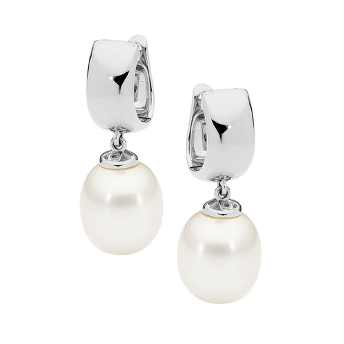 stylerocks-white-pearl-earrings-9ct-white-gold