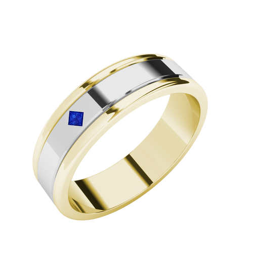 stylerocks-two-tone-mens-white-gold-with-yellow-gold-wedding-ring-sapphire