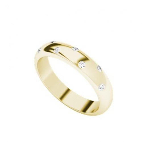 stylerocks-2mm-round-brilliant-cut-diamond-9-carat-yellow-gold-ring
