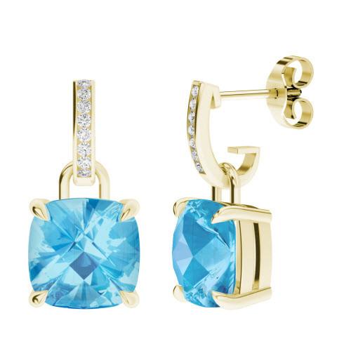 stylerocks-blue-topaz-10mm-cushion-checkerboard-yellow-gold-diamond-earrings