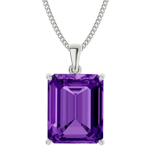 stylerocks-emerald-cut-10mm-amethyst-sterling-silver-necklace