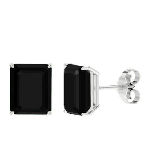 stylerocks-onyx-emerald-cut-sterling-silver-stud-earrings