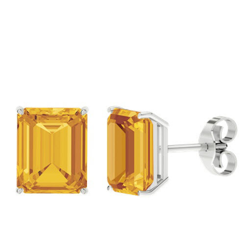 stylerocks-citrine-emerald-cut-8mm-sterling-silver-stud-earrings