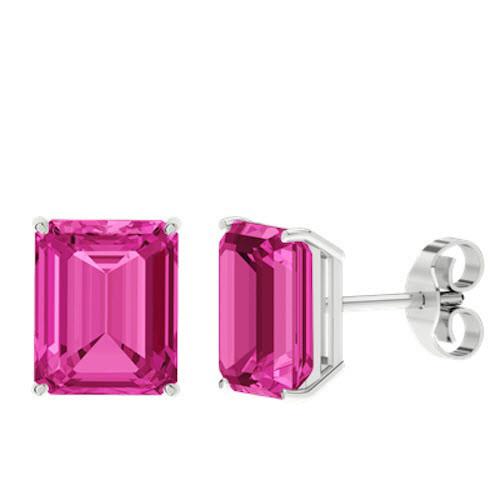 stylerocks-pink-sapphire-emerald-cut-sterling-silver-stud-earrings