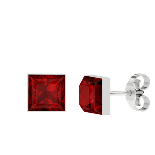 stylerocks-princess-cut-ruby-silver-stud-earrings