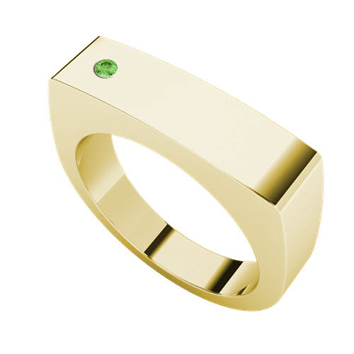 stylerocks-yellow-gold-peridot-rectangular-signet-ring