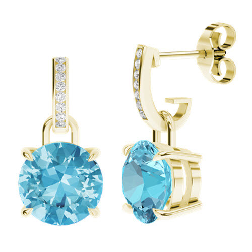 stylerocks-round-brilliant-cut-blue-topaz-yellow-gold-and-diamond-drop-earrings