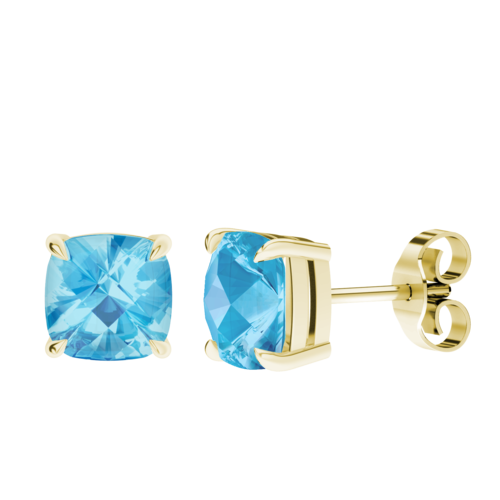 stylerocks-8mm-blue-topaz-9ct-yellow-gold-checkerboard-stud-earrings