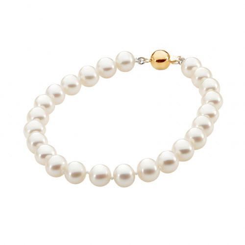 white-pearl-necklace-with-yellow-gold-clasp