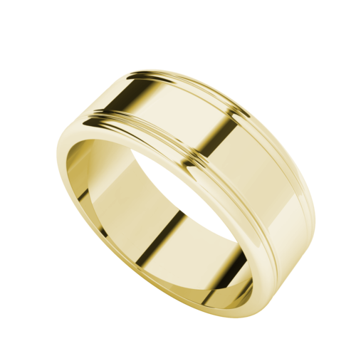 stylerocks-yellow-gold-mens-8mm-grooved-wedding-ring