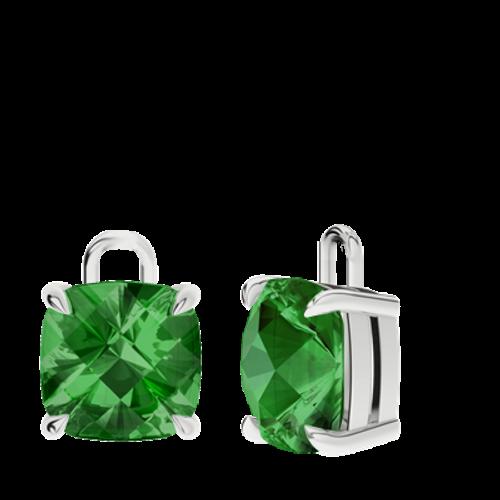 stylerocks-emerald-sterling-silver-10mm-checkerboard-earrings-drops-only